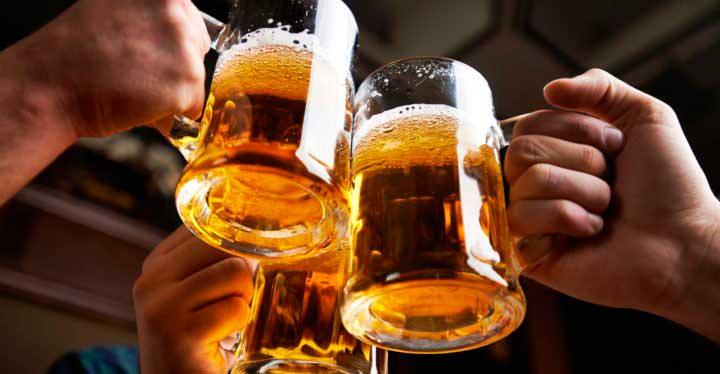 beber menos alcohol