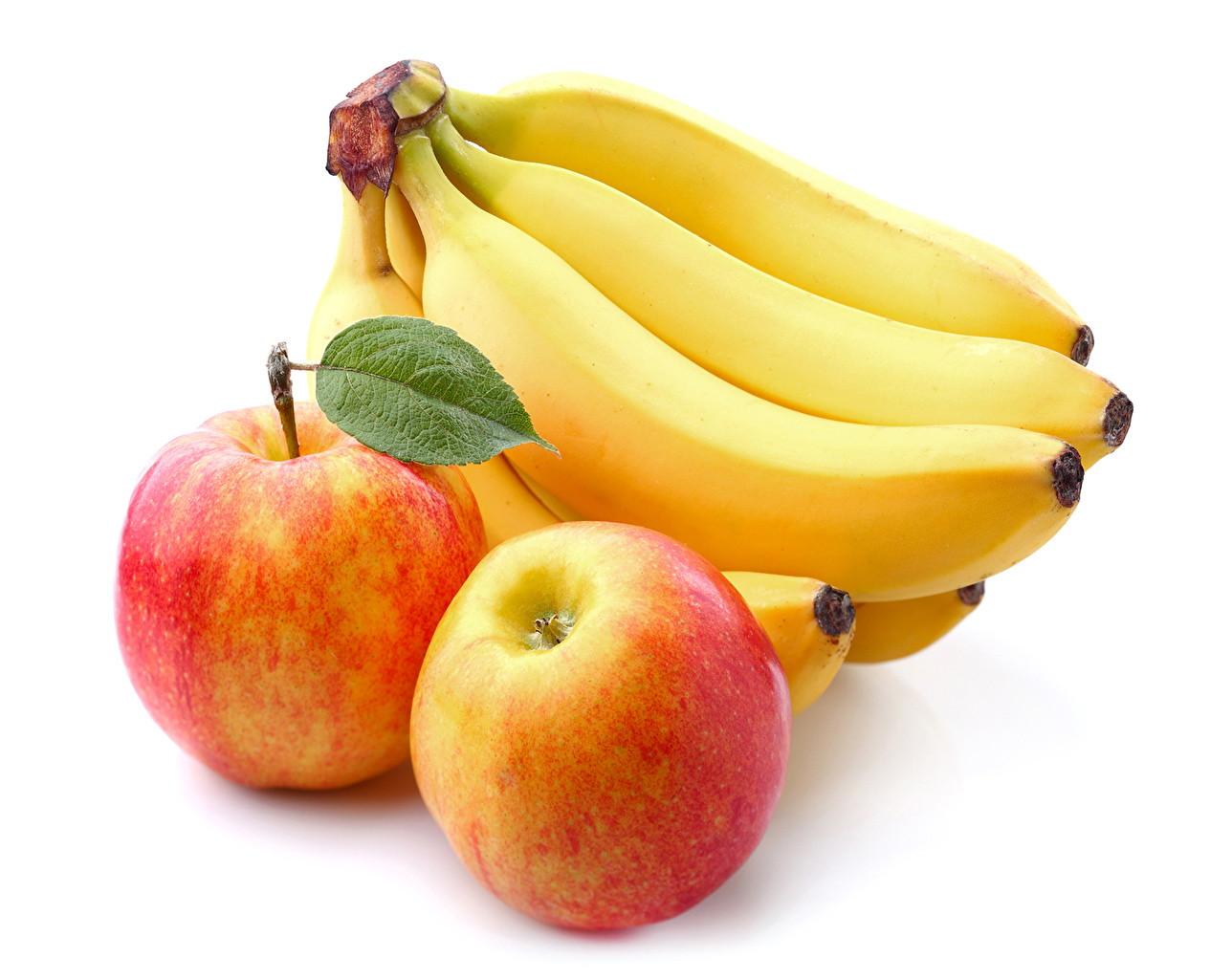 platano manzana digestivo
