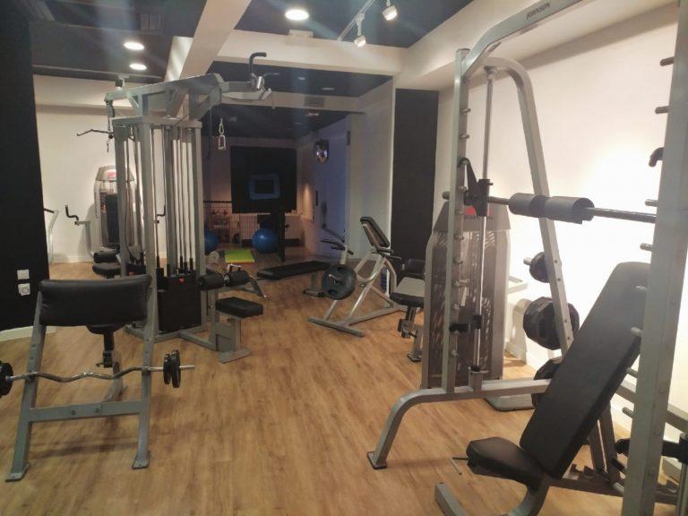 sala de entrenamiento vip mrfitman