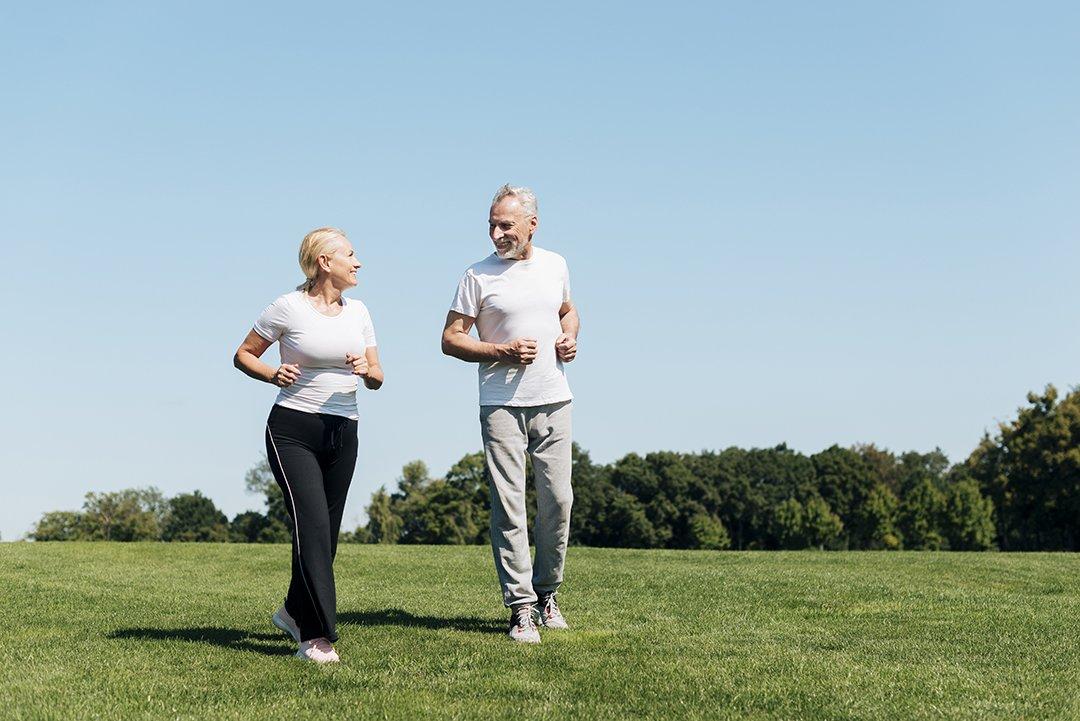fitness para personas mayores