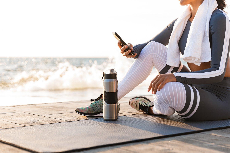 ejercicios fitness al aire libre