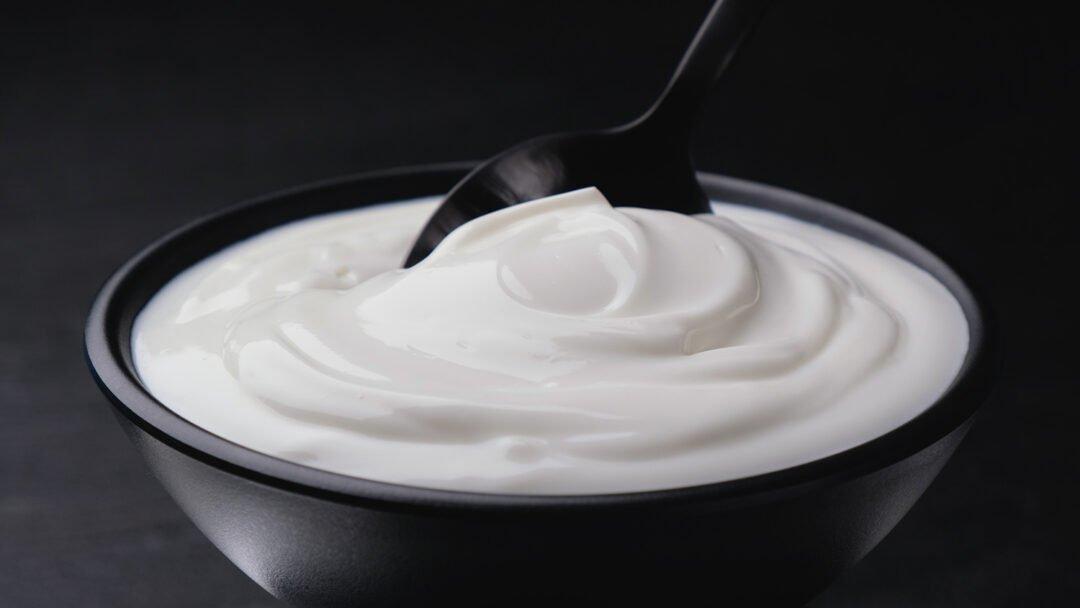 salsa de yogurt fitness