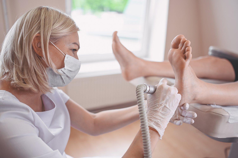 Tratamientos y Causas de las Uñas Encarnadas